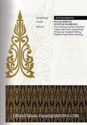 Motif Dan Corak Tenun Melayu Riau Budaya Melayu Riau